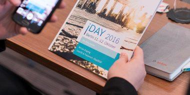 OVSoftware und Agravis auf dem iDay 2016