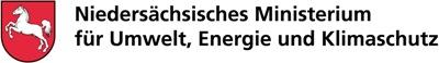Logo Niedersächsisches Ministerium für Umwelt, Energie und Klimaschutz