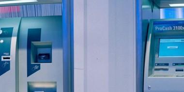 Wincor Nixdorf: Schecks an Bankautomaten
